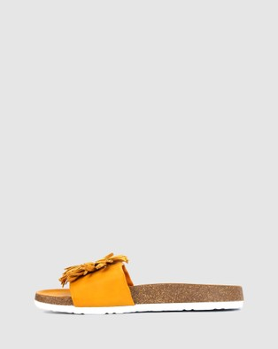 Los Cabos Prime - Sandals (Yellow)