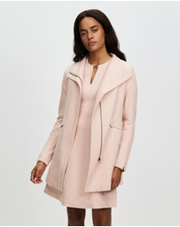 Marcs - Rose Felted Wool Coat