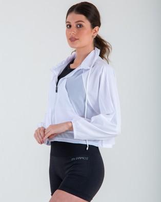 EN GARDE Apparel EG Edition Shiroi Jacket - Coats & Jackets (White)