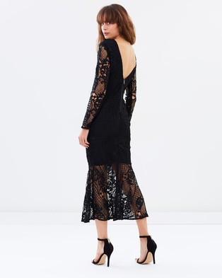 Mossman – The Heavy and Intense Long Dress