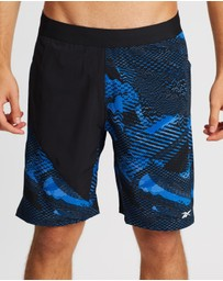Reebok Performance - Speedwick Speed All-Over-Print Shorts
