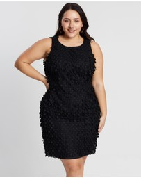 Cooper St - CS Curvy Lustre Mini Dress