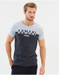 Armani Exchange - Colour Block T-Shirt