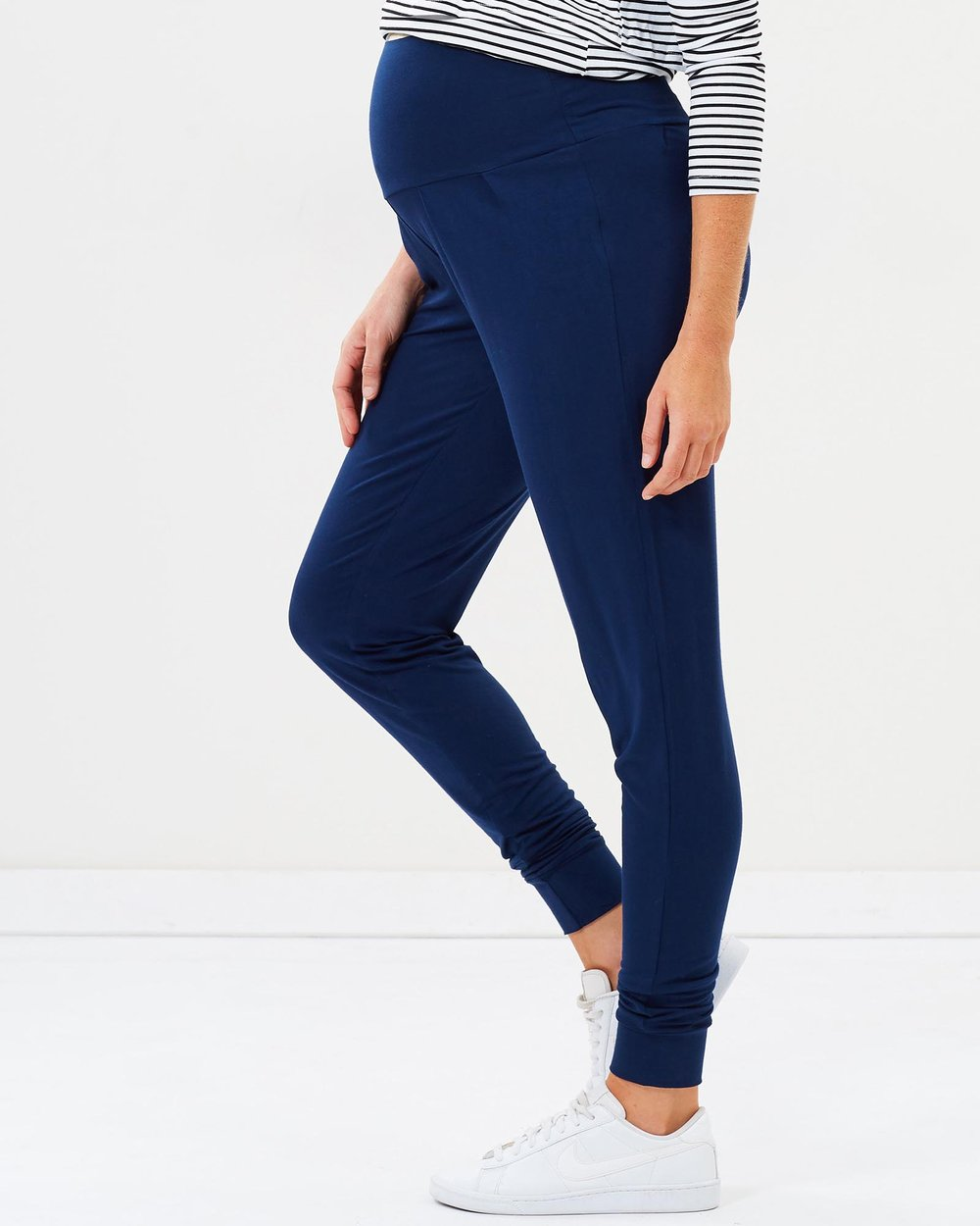 c0ea54c8e0ab7 Maternity Bamboo Casual Pants by Angel Maternity Online | THE ICONIC |  Australia