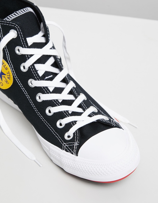 Converse - Chuck Taylor All Star Multi Logo High-Top