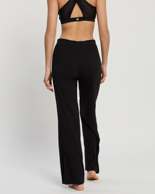 Calvin Klein Sophisticated Lounge Na Only Sleep Pants - Sleepwear (Black)