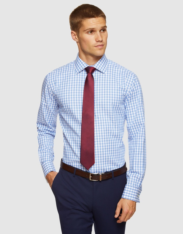 Oxford - Islington F/c Checked Shirt