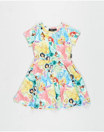 Rock Your Kid - ICONIC EXCLUSIVE - Princess Waisted Dress - Kids