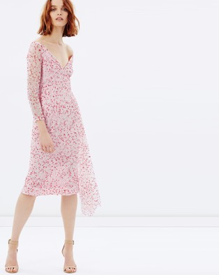 Asilio – Clustered Stars Dress – Dresses (Cotton Candy Spot)
