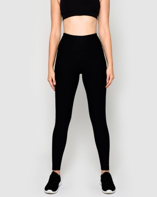 dk active All Day Full Length Tights - Full Tights (Black)
