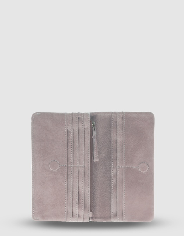 Women Albury Soft Leather Fold Over Wallet