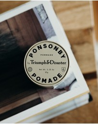 Triumph & Disaster - Ponsonby Pomade