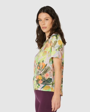 Gorman - Pinkwing Tee - T-Shirts & Singlets (Multi) Pinkwing Tee