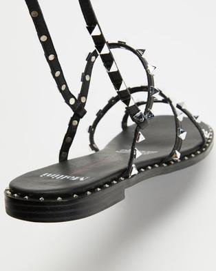 Mollini Layora Sandals Black