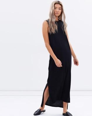 Cheap Monday – Twine Dress – Dresses (Black)