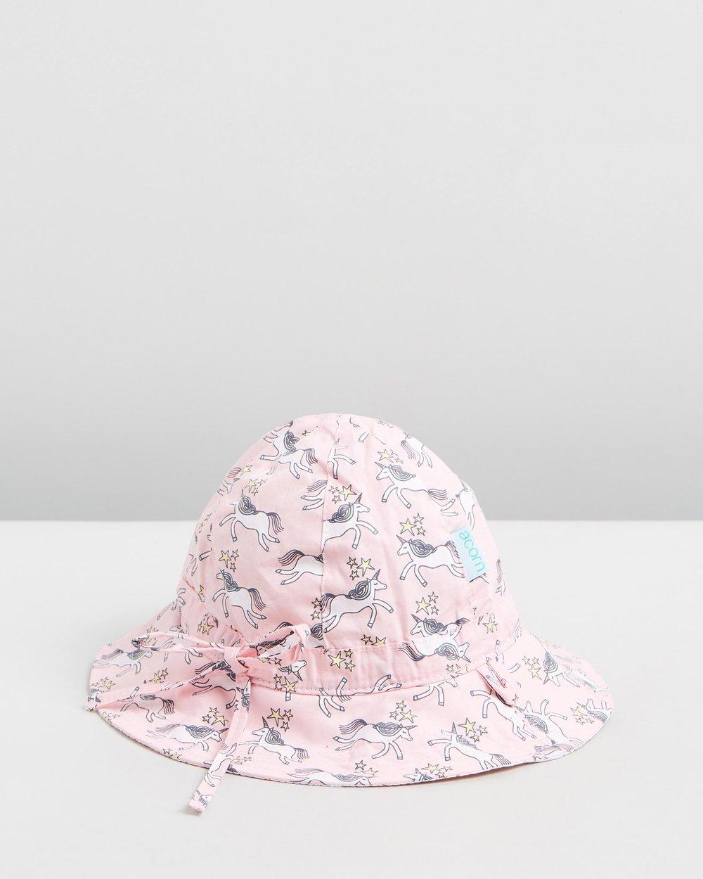 Unicorns Reversible Hat - Kids by Acorn Kids Online  62b5edd84236