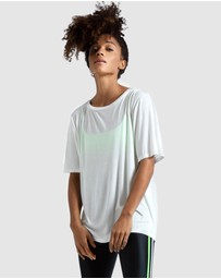First Base - Long Bamboo Tee