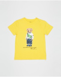 Polo Ralph Lauren - SS Basic Jersey T-Shirt - Kids