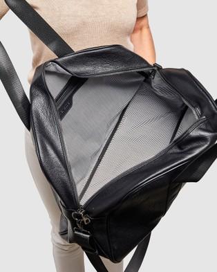 Louenhide Brighton Weekender Bag - Bags (Black)