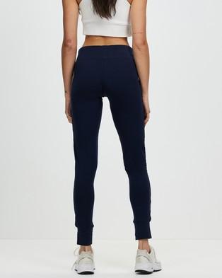 Tommy Hilfiger Nostalgia Leggings - Pants (Navy Blazer)