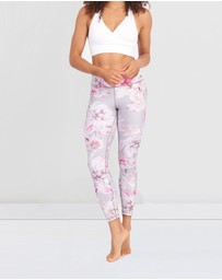 Dharma Bums - Love Letters Love Letter High Waist Leggings - 7/8