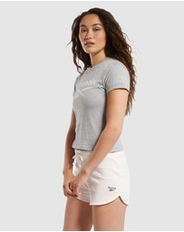 Reebok Performance - Training Essentials Textured Tee