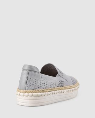 Verali Queen - Slip-On Sneakers (Grey)