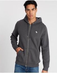 Abercrombie & Fitch - Icon Full-Zip Hoodie