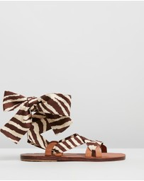 Brother Vellies - Zanzibar Sandals