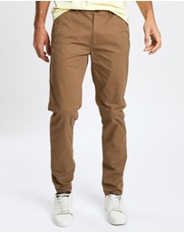 Scotch & Soda - Stuart Classic Chinos