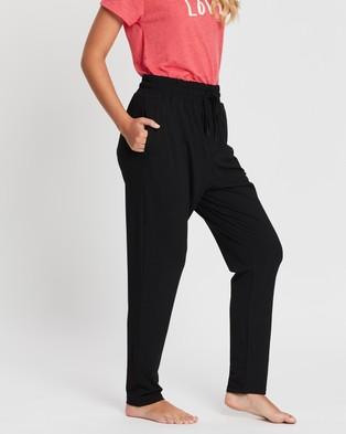 Cotton On Body The Lounge Pants - Sleepwear (Black)