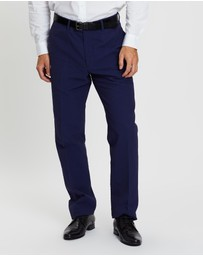 Gieves and Hawkes - Cotton Seersucker Trousers