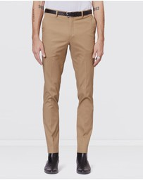 Jack London - Taupe SS Dress Chinos