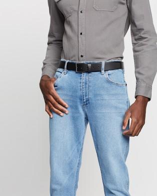 Calvin Klein Leather Belts