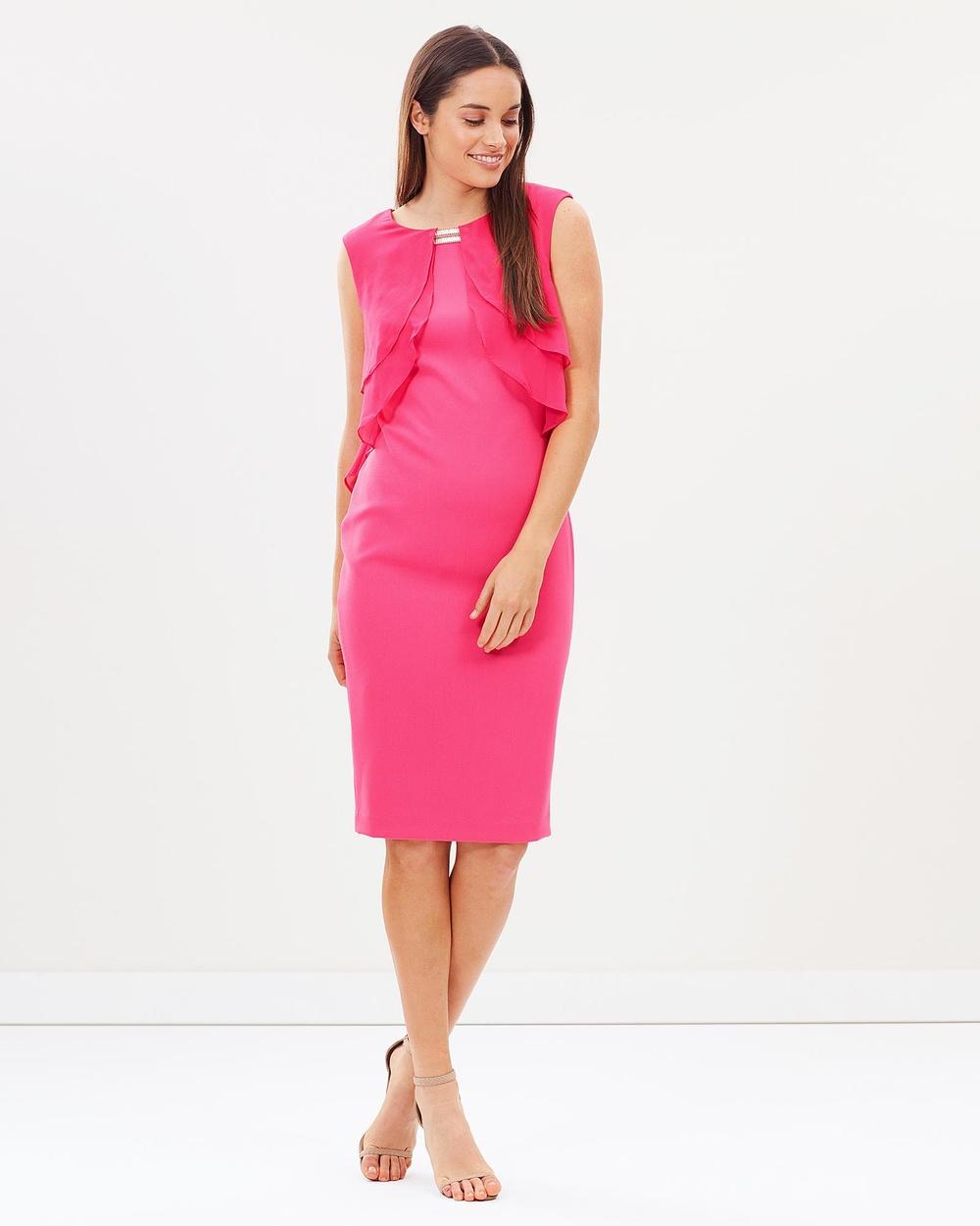 Pink Ruby Bella Dress Dresses Pink Bella Dress