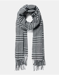 Forever New - Peta Check Scarf