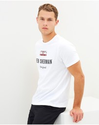 Ben Sherman - The Original Print Tee