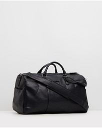 Rarefied - Leather Duffle Bag
