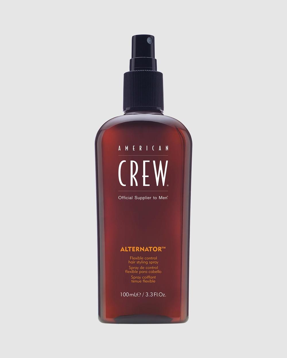 American Crew Alternator Finishing Spray Beauty Brown