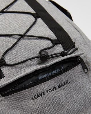 Doyoueven Utility Backpack - Backpacks (Grey)