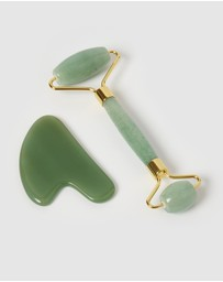 Miz Casa and Co - Face Roller & Gua Sha Set