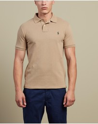 Polo Ralph Lauren - ICONIC EXCLUSIVE - Short Sleeve Knit Polo Shirt