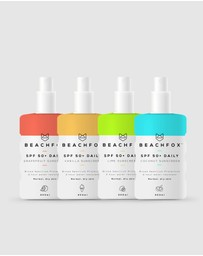 BEACHFOX - Sunscreen SPF50+