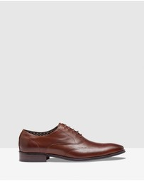 Oxford - Alexander Leather Shoes
