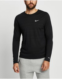 Nike - Dry-FIT Miler LS Running Top