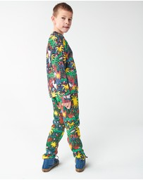 Kip&Co - Swamp Track Pants - Kids-Teens