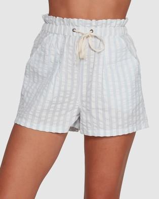 Billabong Seaspray Short - Shorts (WHITE)