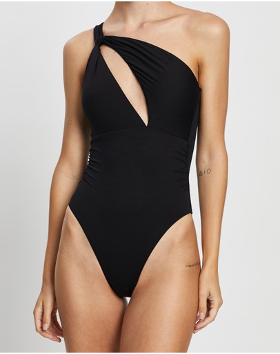 Seafolly - One Shoulder Maillot