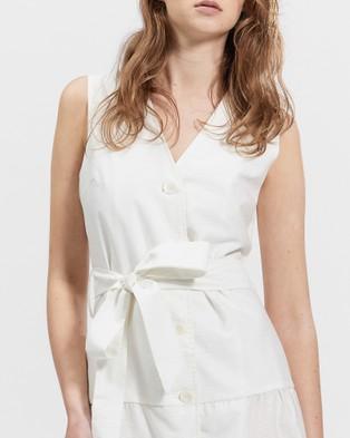 bul Oberon Dress - Dresses (Cream)