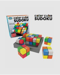 ThinkFun - Colour Cube Sudoku - Teens